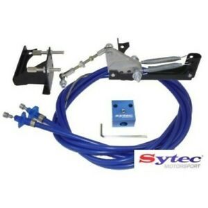 Sytec Twin Dellorto Carburetor Throttle Linkage Kit Dhla Tlk2 d