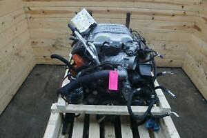 6 2l Supercharged V8 Hellcat Engine Dropout Assembly Charger Challenger Srt