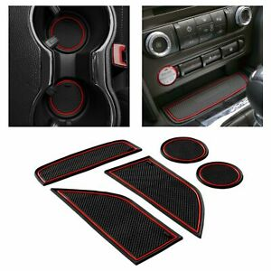 Cupholderhero Ford Mustang 2015 2020 Liner Accessories