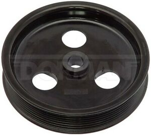 Power Steering Pump Pulley Fits 93 93 Jeep Grand Wagoneer Grand Cherokee