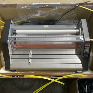 Gbc Ultima 65 Thermal Roll Laminator 27 Maximum Width
