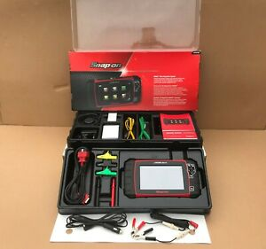 Snap On Eems328 Modis Ultra Touch Scanner Scope Latest 2019 V19 4 Euro Asian Dom