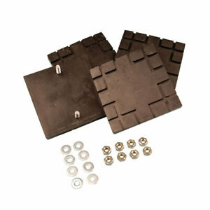 Rubber Arm Pad Kit Set Of 4 For Challenger Lifts A11052