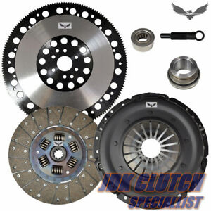 Jd Stage 1 Clutch Kit chromoly Flywheel 96 04 Ford Mustang Gt 4 6l 6 Bolt Tr3650