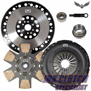 Jd Stage 3 Clutch Kit 6 Bolt Race Light Flywheel 96 04 Ford Mustang Gt 4 6l