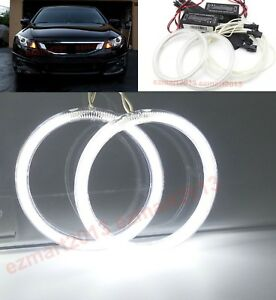 Ccfl Halo Rings For Honda Accord Coupe 08 12 Car Headlight Demon Angel Eye Drl