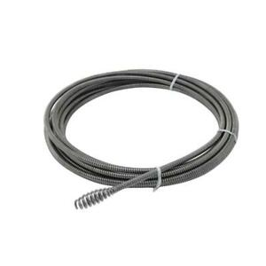 Ridgid Drain Cleaning Cable Flexible Auto spin Replacement 1 4 In X 30 Ft