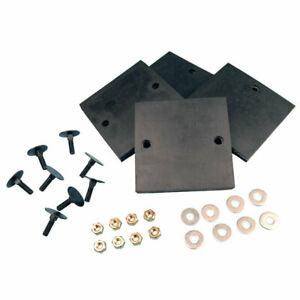 Heavy Duty Rubber Arm Pad Kit Set Of 4 For Challenger Lifts A11052x