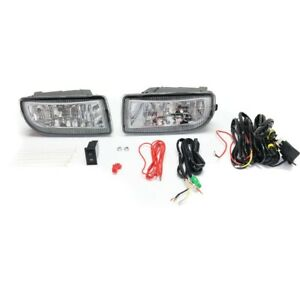 Fog Light For 98 2007 Toyota Land Cruiser Front Left And Right Set Of 2