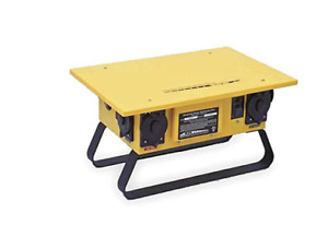 Cep Power Distribution Box 50 Ac 1 5 20r 6 Outlet 50 amp Single