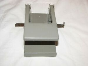 Boston 2 hole Punch With Paper Guide Heavy duty Vintage