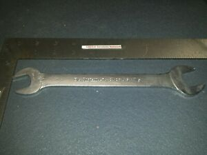 Snap On Usa Lta2428 Open End 3 4 7 8 Low Torque Slimline Combination Wrench