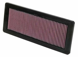 K n 33 2936 For Mini bmw Coupe R58 Washable Reusable Drop In Panel Air Filter