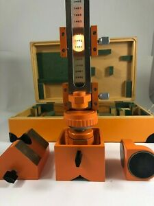 Optical Tooling Metric Scale Kit Jena Zeiss Complete
