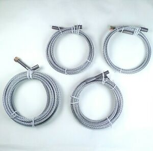 Cable Kit For Bendpak 4 Post Lift Hd12 B Hd12 5595784 5595017