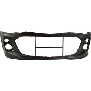 Bumper Cover For 2017 2018 Chevrolet Sonic Front Capa