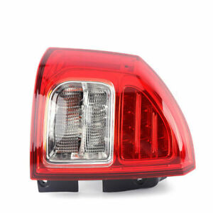 Left Driver Side Rear Tail Lamp Assembly Light Fit For Jeep Compass 2011 2014 Lh