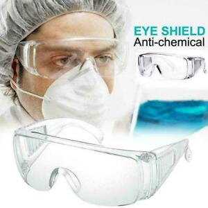 Medical Goggles Safety Lab Glasses Anti Protective Chemical Splash