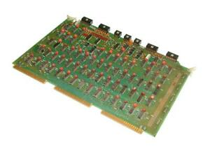 Bridgeport Controls 1928110 A Pcb Circuit Board