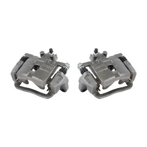 For Left And Right Rear Oe Calipers And Brackets