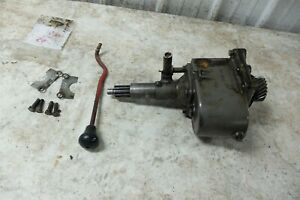Ford 2n 2 N Tractor A 101 Sherman Transmission Step Up