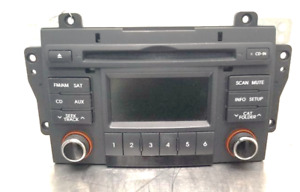 2010 2013 Kia Forte Radio Receiver Am Fm Cd Sat Bluetooth W o Nav Oem 10 11 12