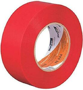 Shurtape Pe 444 Uv resistant Stucco Masking Tape 48mm X 55m Red 1 Roll 10723
