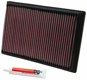K N 33 2649 For Seat Inca Washable Reusable High Flow Drop In Panel Air Filter