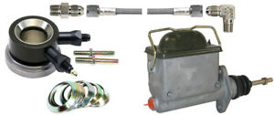 Hydraulic Throwout Bearing High Volume Master Cylinder Kit stock size Clutch