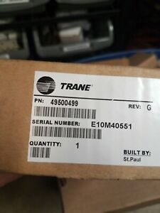 Brand New Trane Ex2 Expansion Module 49500499 For Tracer Programmable Controller