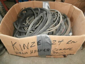 Kinze Planter 3800 24 row Complete Wiring Harness