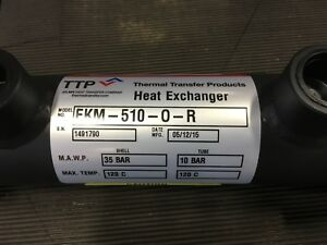 Thermal Transfer Products Ekm 510 Water Cooled Heat Exchanger
