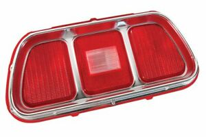 1971 1973 Ford Mustang Taillight Lens