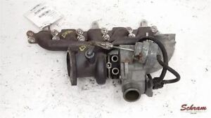 Turbo Supercharger 2 5l Turbo Fits 14 16 Volvo S60 2052316