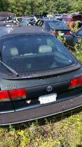 Trunk Hatch Tailgate Hatchback Without Spoiler Fits 94 98 Saab 900 9838000