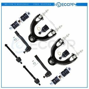 Brand 10pcs Complete Front Steering Parts Fits Honda Civic Acura Integra