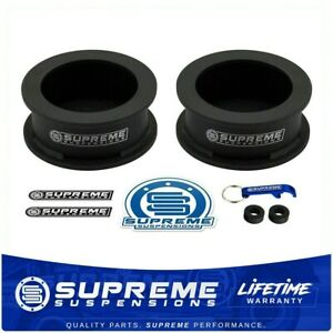 2 Rear Leveling Lift Kit For 2006 2010 Jeep Grand Cherokee Wk Commander Xk Fits Jeep Commander