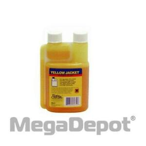 Yellow Jacket 69712 8 Oz 240 Ml Universal A c Dye Solution