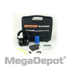 Accutrak Vpe Pro Ultrasonic Leak Detector Professional Kit