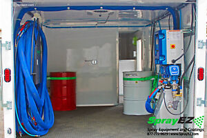 On Sale While Supplies Last Graco E 30 Spray Foam Rig Package Gooseneck