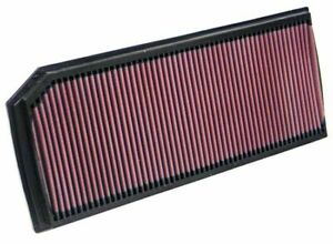 K N 33 2888 For Seat Altea Washable Reusable High Flow Drop In Panel Air Filter