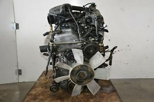 97 04 Toyota Tacoma T100 4runner 2 7l Coil Pack Type Jdm 3rz Engine 4 Cylinder