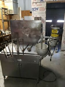 Belshaw Model 734 Donut Fryer And Total Package See Description