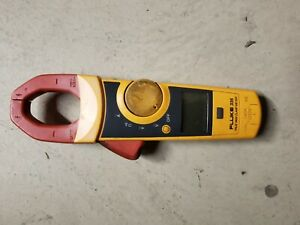 Fluke 335 True Rms Clamp Meter With Test Leads