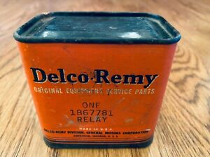 20 S 30 S 40 S Delco Remy 6v Generator Cut Out Relay Nos Buick Chevy Pontiac