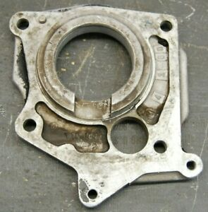 Borg Warner T 10 107 4 Speed Transmission Bearing Mid Plate Dated 4 1 60