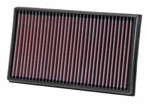 K N 33 3005 For Seat Ateca Washable Reusable High Flow Drop In Panel Air Filter