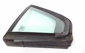 2011 Ford Fusion Oem Left Rear Door Stationary Vent Glass And Weatherstrip
