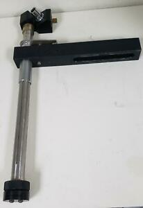 Ohmeda Ohio Modulus Ii Oxygen Flush Adjustable Arm That Holds The Absorber