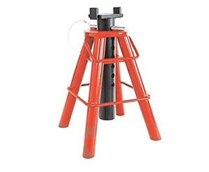Aff Heavy Duty Pin Type Jack Stand 10 Ton 20 000 Lbs Capacity 3309a